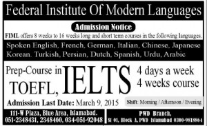 Fedral Institute of Modern Languages