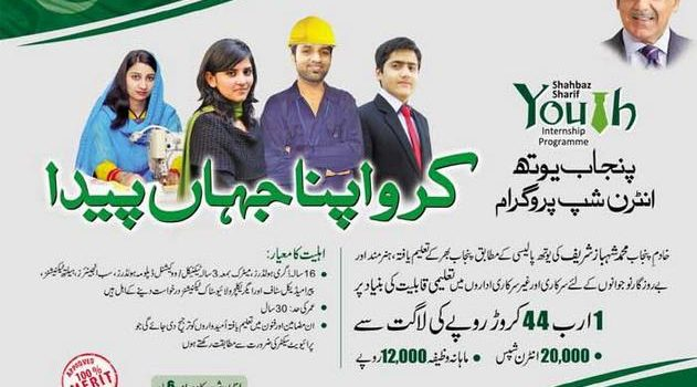 Shahbaz-Sharif-Youth-Internship-Scheme-2014